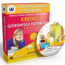 AÖF Finansal Tablolar Analizi Çözümlü Soru Bankası 9 DVD