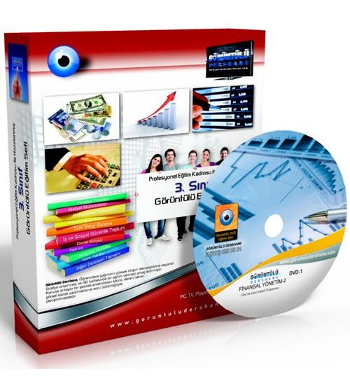 Aöf Finansal Yönetim 2 Çözümlü Soru Bankası 7 DVD