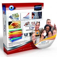 AÖF Pazarlama Yönetimi Çözümlü Soru Bankası 8 DVD