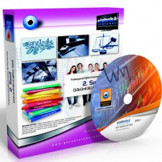 AÖF Makro İktisat Çözümlü Soru Bankası 8 DVD