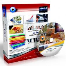 AÖF Çalışma Ekonomisi Çözümlü Soru Bankası 7 DVD