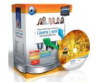 Açıköğretim Kamu Yönetimi 1. Sınıf 2. Dönem Tüm Dersler Görüntülü Eğitim Seti