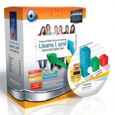 Açıköğretim Maliye 1. Sınıf 2. Dönem Tüm Dersler Görüntülü Eğitim Seti