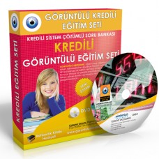 AÖF Türkiye Ekonomisi Çözümlü Soru Bankası 6 DVD