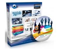AÖF Yönetim ve Organizasyon Çözümlü Soru Bankası 6 DVD