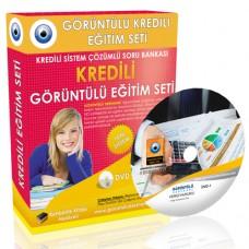 Açıköğretim Vergi Hukuku Çözümlü Soru Bankası 5 DVD