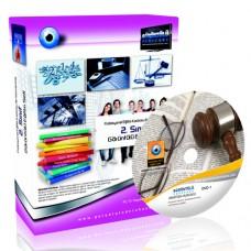 Açıköğretim Anayasa Hukuku Çözümlü Soru Bankası 5 DVD