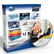 AÖF İşletme İlkeleri Çözümlü Soru Bankası 10 DVD