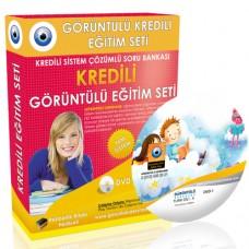 AÖF  Türk Dili 2 Çözümlü Soru Bankası 5 DVD