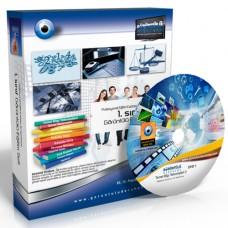 AÖF Temel Bilgi Teknolojileri 2 Çözümlü Soru Bankası 7 DVD