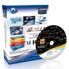 AÖF Matematik 1 Çözümlü Soru Bankası 6 DVD