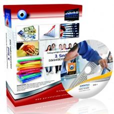 Açıköğretim Para Teorisi Çözümlü Soru Bankası 8 DVD