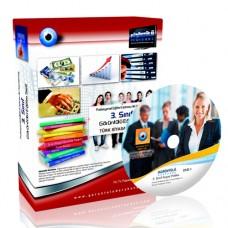 AÖF Sosyal Politika Çözümlü Soru Bankası 5 DVD