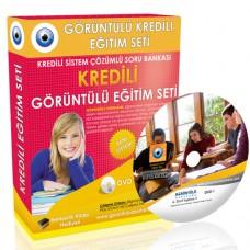 AÖF İngilizce 3 Çözümlü Soru Bankası 5 DVD