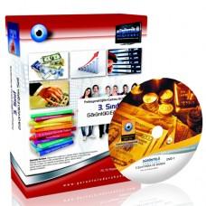 AÖF Para ve Banka Çözümlü Soru Bankası 8 DVD