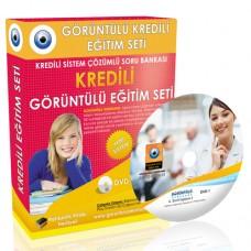 AÖF İngilizce 4 Çözümlü Soru Bankası 5 DVD