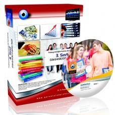 AÖF İngilizce 2 Çözümlü Soru Bankası 7 DVD