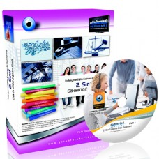AÖF İşletme Bilgi Sistemleri Çözümlü Soru Bankası 7 DVD