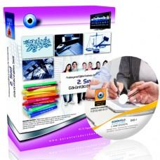 AÖF İstatistik Çözümlü Soru Bankası 6 DVD