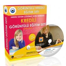 AÖF Maliye Politikası Çözümlü Soru Bankası 5 DVD