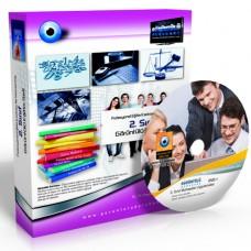 AÖF Muhasebe Uygulamaları Çözümlü Soru Bankası 5 DVD