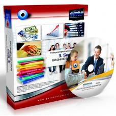 AÖF Uluslararası İşletmecilik Çözümlü Soru Bankası 8 DVD