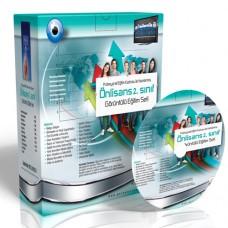 Adalet Önlisans Bölümü 2. Sınıf Tüm Dersler Görüntülü Eğitim Seti 62 DVD