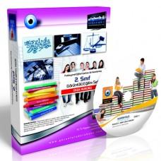 AÖF Adalet Önlisans Bölümü Ceza Hukuku Eğitim Seti 10 DVD