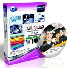 AÖF Adalet Önlisans Bölümü Medeni Usul Hukuku Eğitim Seti 10 DVD