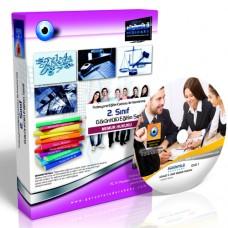 AÖF Adalet Önlisans Bölümü Memur Hukuku Eğitim Seti 10 DVD