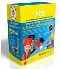 ALES Görüntülü Eğitim Seti 63 DVD + Rehberlik Kita...