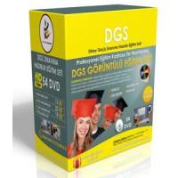 DGS Görüntülü Eğitim Seti  + Rehberlik Kitabı