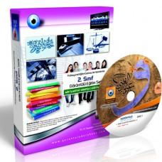 AÖF İlahiyat Arapça 3 Görüntülü Eğitim Seti 10 DVD