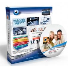 AÖF Halka İlişkiler ve İletişim Görüntülü Eğitim Seti 8 DVD + Rehberlik Kitabı
