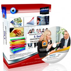 AÖF Kredili Sistem Türk Siyasal Hayatı Eğitim Seti 5 DVD