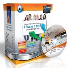 Açıköğretim Maliye 1. Sınıf 1. Dönem Tüm Dersler Görüntülü Eğitim Seti 66 DVD