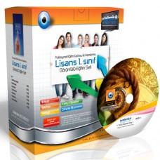 Açıköğretim Uluslararası İlişkiler 1. Sınıf 1. Dönem Tüm Dersler Görüntülü Eğitim Seti