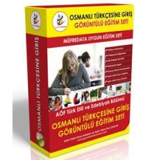 AÖF Osmanlı Türkçesine Giriş Eğitim Seti