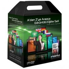 A'dan Z'ye Arapça Görüntülü Eğitim Seti Türkçe Anlatım 42 DVD