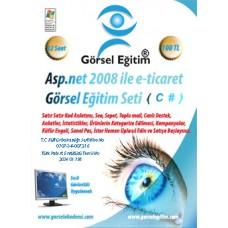 Asp.net 2008 (C#) ile e-ticaret Görsel Eğitim Seti