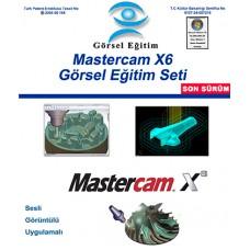 Mastercam X6 Eğitim Seti