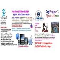 CryEngine 3 Görsel Eğitim Seti