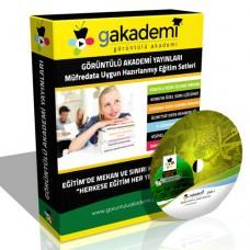 İmam Hatip 6. Sınıf Arapça Eğitim Seti 6 DVD