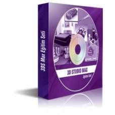 3DStudio MAX 7 Eğitim CD Seti