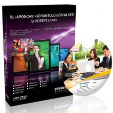 İş Japoncası Görüntülü Eğitim Seti 5 DVD