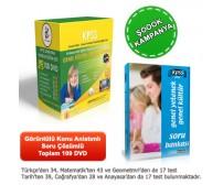 KPSS Eğitim Seti 120 DVD + Rehberlik Kitabı