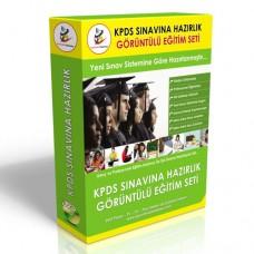 KPDS Eğitim Seti  + Rehberlik Kitabı