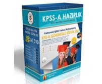 KPSS A Görüntülü Eğitim Seti+ Rehberlik Kitabı