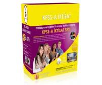 KPSS İktisat Görüntülü Eğitim Seti 55 DVD + Rehberlik Kitabı