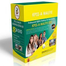 KPSS-A Alan Bilgisi Maliye Eğitim Seti + Rehberlik Kitabı